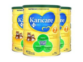 Karicare 可瑞康 婴儿羊奶粉1段(0-6个月宝宝适用)900g