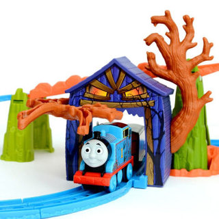 Thomas & Friends 托马斯和朋友 BMF09 托马斯小火车电动轨道套装