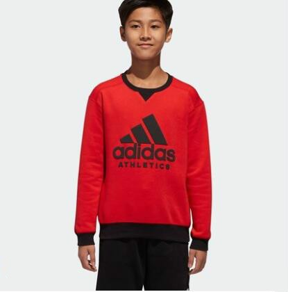 adidas 阿迪达斯 B NE FL TC CR 儿童套头卫衣