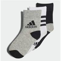 adidas 阿迪达斯 LK ANKLE S 3PP小童训练袜 3双装