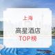 上海住哪儿?高星酒店推荐 奢华之选