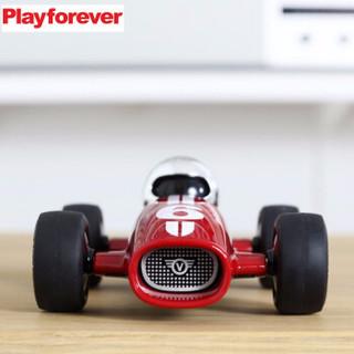Playforever Toys 创意摆件收藏系列艺术小汽车儿童玩具 马里布系列玫瑰