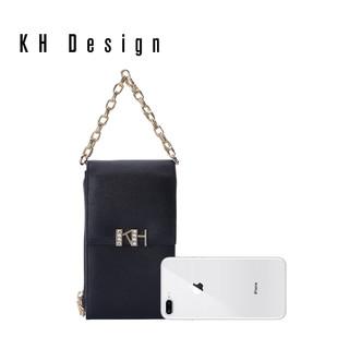KHDesign明治女包斜挎包小包长款钱包手拿包2019新款两用包单肩包