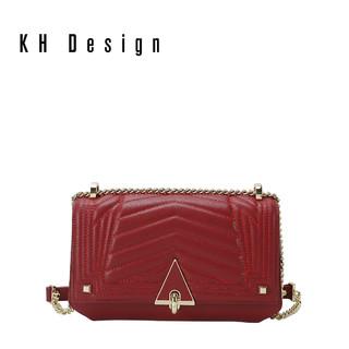 KH Design 明治 K1201 小香风链条单肩包