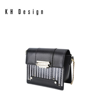 KH Design 明治 K1177 百搭时尚斜挎包