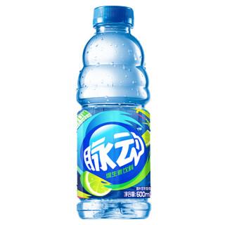 Mizone 脉动 青柠口味 600ml*15瓶 *2件