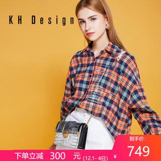 KHDesign明治女包欧美链条包质感女包新款气质斜挎包单肩宴会包
