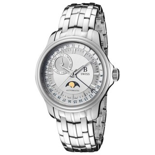 B SWISS BY BUCHERER Analog 00-50507-08-13-21 男士腕表