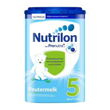 Nutrilon 诺优能 儿童配方奶粉 5段 800g(24-36月) 荷兰版