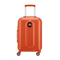 法国大使(Delsey)拉杆箱 可登机 双层拉链 行李箱旅行箱 3801万向轮