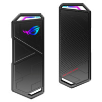 ROG 玩家国度 Strix Arion NVMe M.2 固态硬盘盒