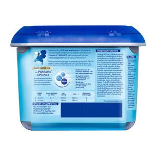 欧洲原装进口 诺优能荷兰版 (Nutrilon) 荷兰牛栏 较大婴儿配方奶粉 2段(6-10月) 800g 安心罐