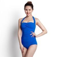 SPEEDO 速比涛 410224 女士连体游泳衣 限尺码