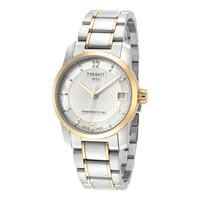TISSOT 天梭 T-Classic T0872075511700 密斯钛金手表