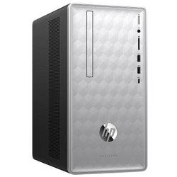 惠普590-P013ccn 台式机电脑主机 (Cel G4900 4GB+1TB )