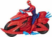 蜘蛛侠 Marvel 玩具与自行车(含税) *3件