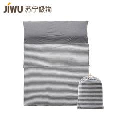 苏宁极物 旅行隔脏睡袋 *2件+凑单品