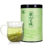 有语春茶黄山毛峰雨前绿茶茶叶1875富溪茶叶绿茶原产地50g听装