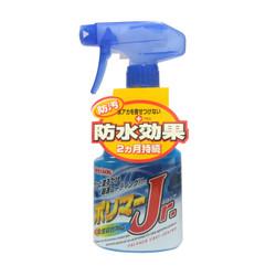 WILLSON 威颂 二代聚合物棕榈蜡上光水蜡400ml 日本原装进口液体蜡 汽车漆面清洁保护 *2件+凑单品
