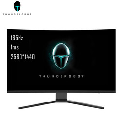 ThundeRobot 雷神 Q27H165 27英寸2K VA显示器