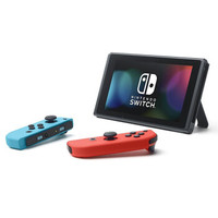 Nintendo 任天堂 switch 游戏机掌机 加强版+塞尔达 健身环大冒险 中文