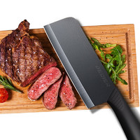 DELIER 德利尔 K4h 黑刃陶瓷刀 6.5英寸