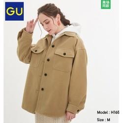 GU 极优 319064 女装工装风夹克