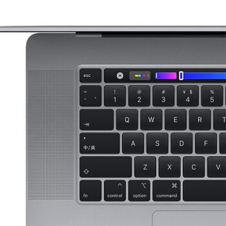 Apple 苹果 MacBook Pro 16 九代六核i7 16G 512G 深空灰 Radeon Pro 5300M显卡 笔记本电脑 轻薄本