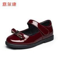 意尔康 女童皮鞋 *2件