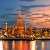 小神价!泰国航空直飞!昆明-泰国曼谷特价机票
