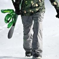 TOREAD 探路者 LACD24715 男女滑雪裤