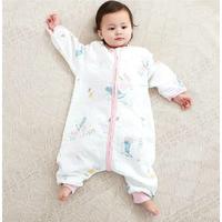 Elepbaby 象宝宝 婴儿分腿睡袋  *2件
