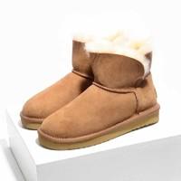 考拉工厂店 矮靴经典款雪地靴