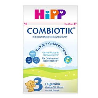 HiPP 喜宝 益生菌奶粉3段 600g 4盒装