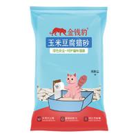 金钱豹 玉米豆腐猫砂 6L