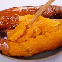 稷都 山东烟薯25号 拇指蜜薯(25个果左右)5斤