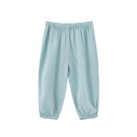 英氏宝宝男童2020夏季梭织长裤拼色 YRKCJ10310A01