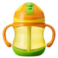 rikang 日康 RK-3470 婴儿学饮吸管杯 300ml