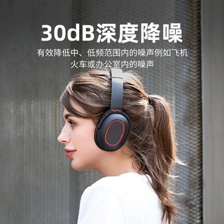 dyplay Urban Traveller2.0 头戴式耳机 城市旅行者 2.0 黑色