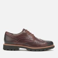 Clarks Batcombe Wing 男士布洛克鞋