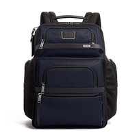 Tumi 塔米/途明 Holiday Mens系列 Brief Pack®双肩包 128618  Navy Reflective