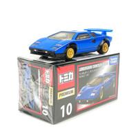 TAKARA TOMY 多美 824374 兰博基尼康塔什小汽车模型