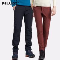 PELLIOT 伯希和 11730701 男女软壳冲锋裤