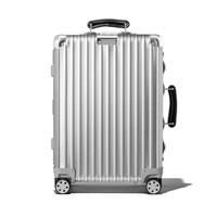 RIMOWA 日默瓦 Classic Cabin S 20寸/33L 拉杆箱/旅行箱/行李箱 20寸(33L) 972.52.00.4(Silver)