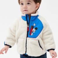 Gap 盖璞 婴儿  Disney迪士尼系列立领拉链开襟外套