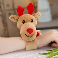 葫芦兄弟 麋鹿拍拍带手环 圣诞啪啪圈