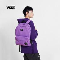 Vans 范斯  VN0A3I6RZUA1  双肩背包 紫色 均码