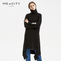 ME&CITY 544573 女款毛衣连衣裙