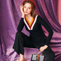La Chapelle 拉夏贝尔 20011603 女款针织衫
