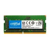 crucial 英睿达 DDR4 2666 笔记本内存条 8GB